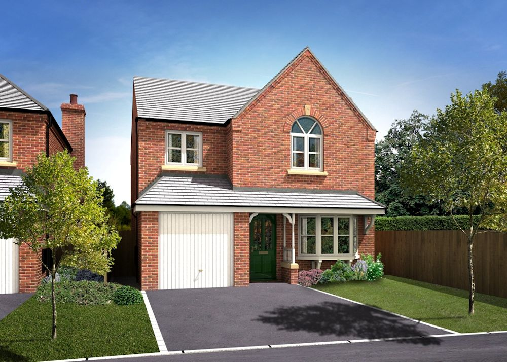 New homes for sale in ollerton grange morris homes for Morris home