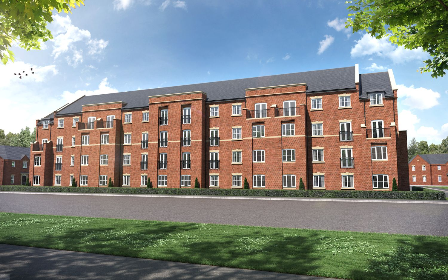 A1 Ground Floor Apartment (Plots 437 & 485)
