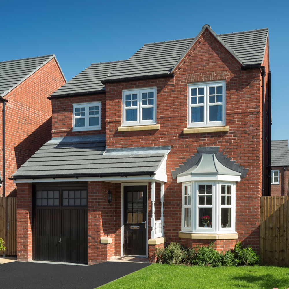 New properties for sale in forest grange morris homes for Morris home