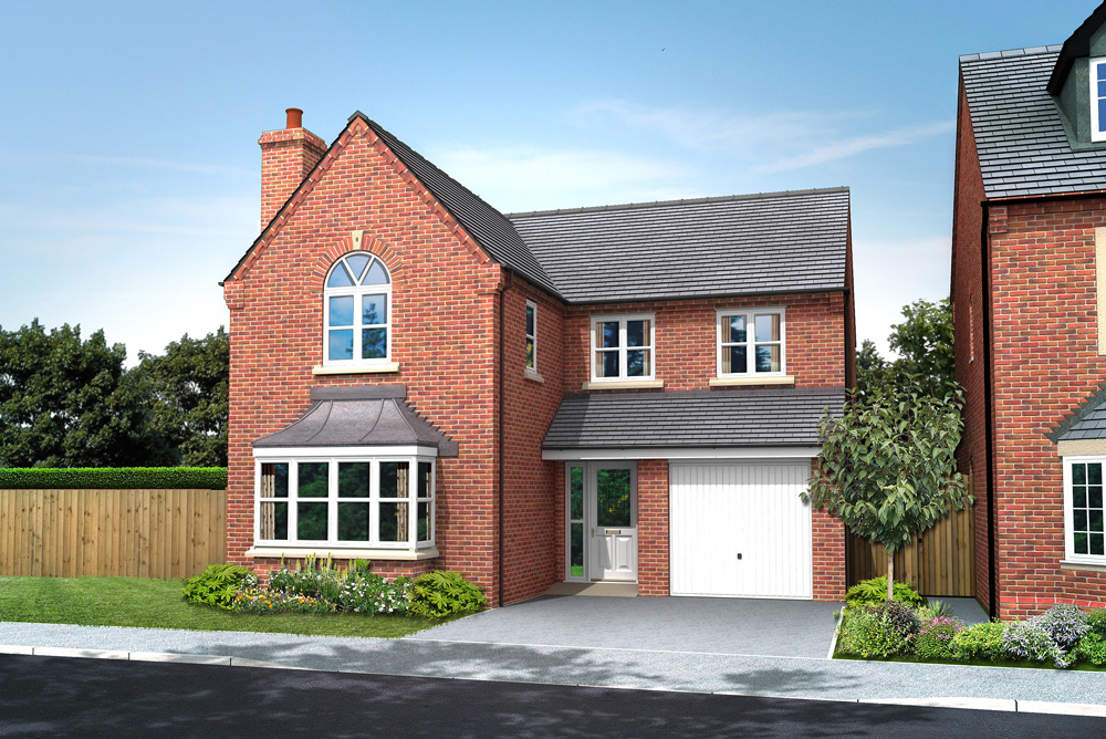 New homes for sale in saxon manor morris homes for Morris home