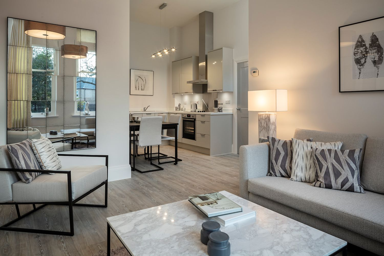 Plot 8, First Floor Apartment