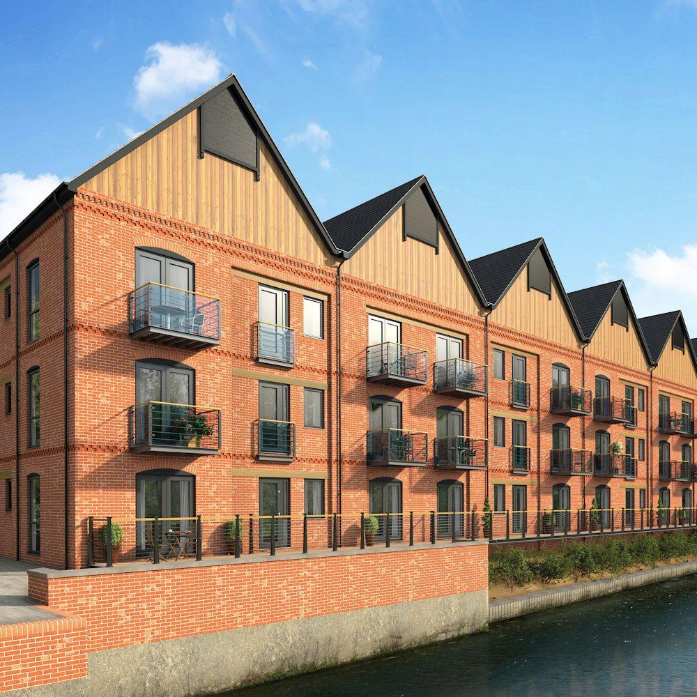 The Boatyard Type B Apartment