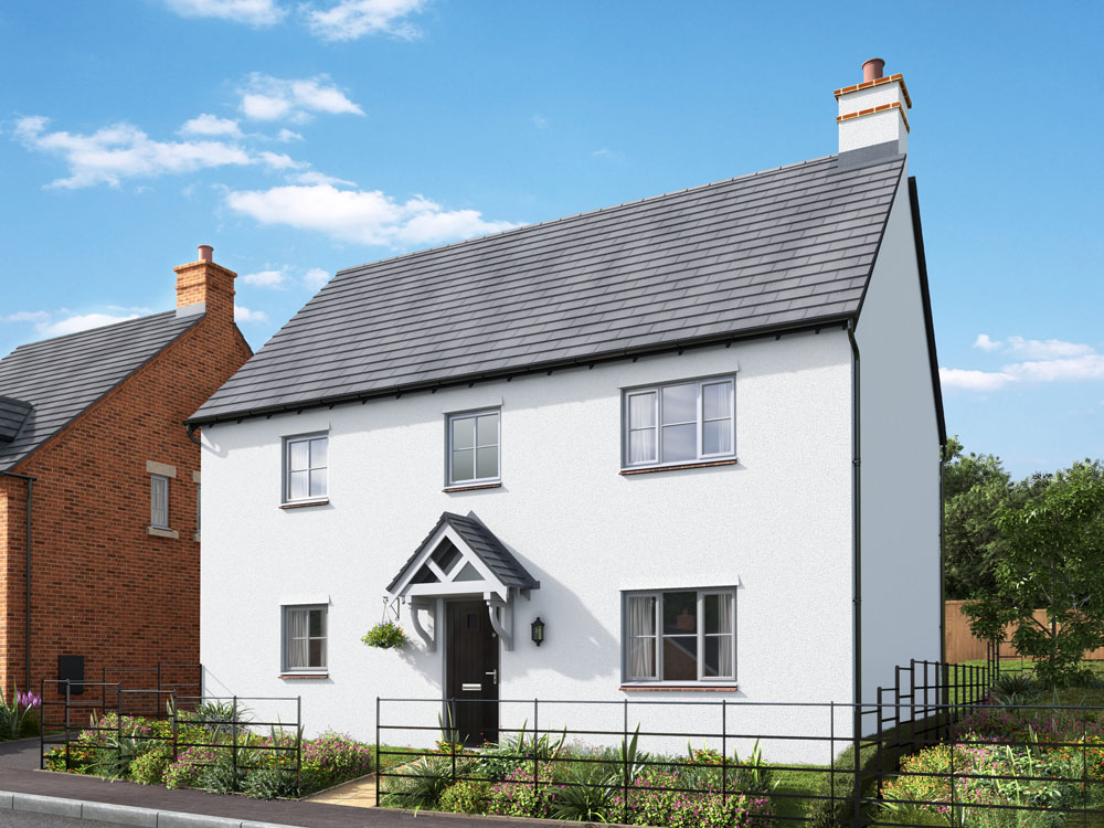 New Homes For Sale In Milton Keynes