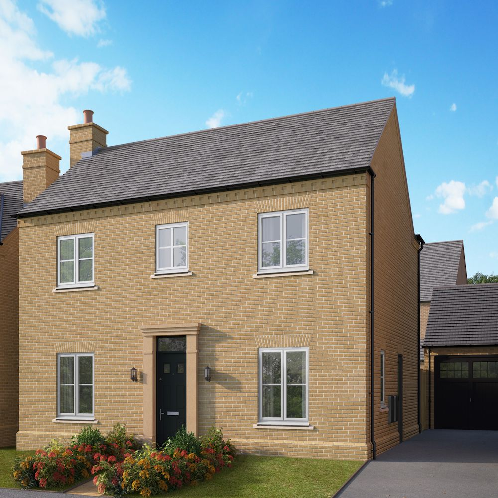New homes for sale in alconbury weald morris homes for Morris home