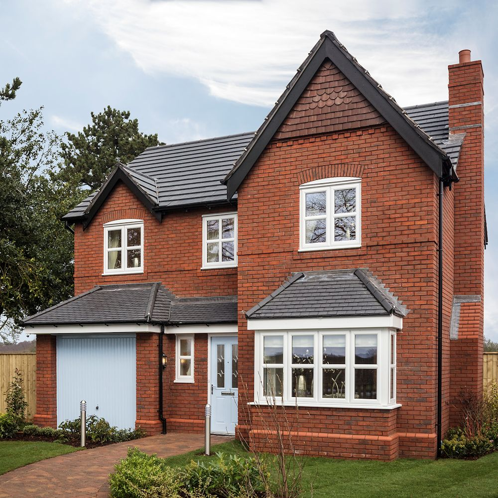 New Homes In Arclid Cheshire