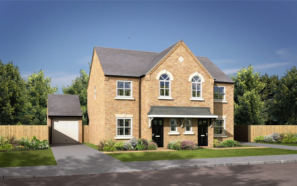 New Properties For Sale In Bispham Gate Morris Homes