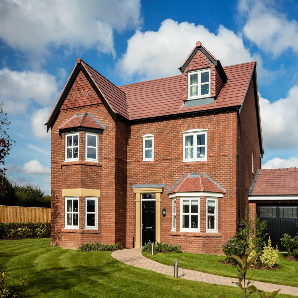New homes for sale in trinity gardens morris homes for Morris home