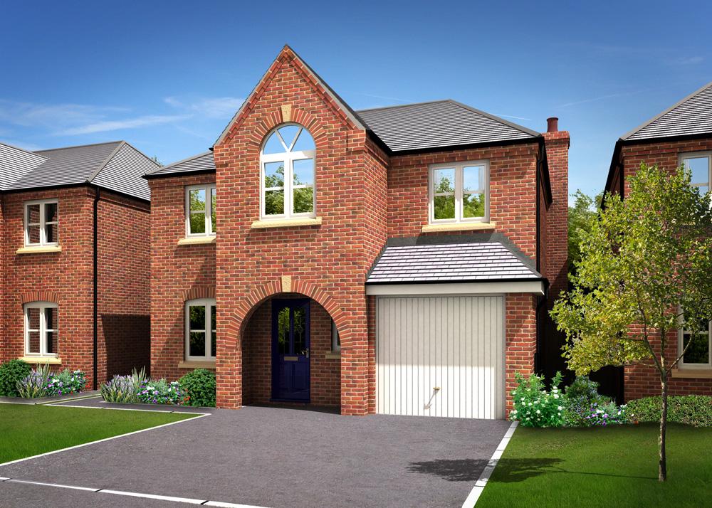 New homes for sale in upton dene morris homes for Upton builders