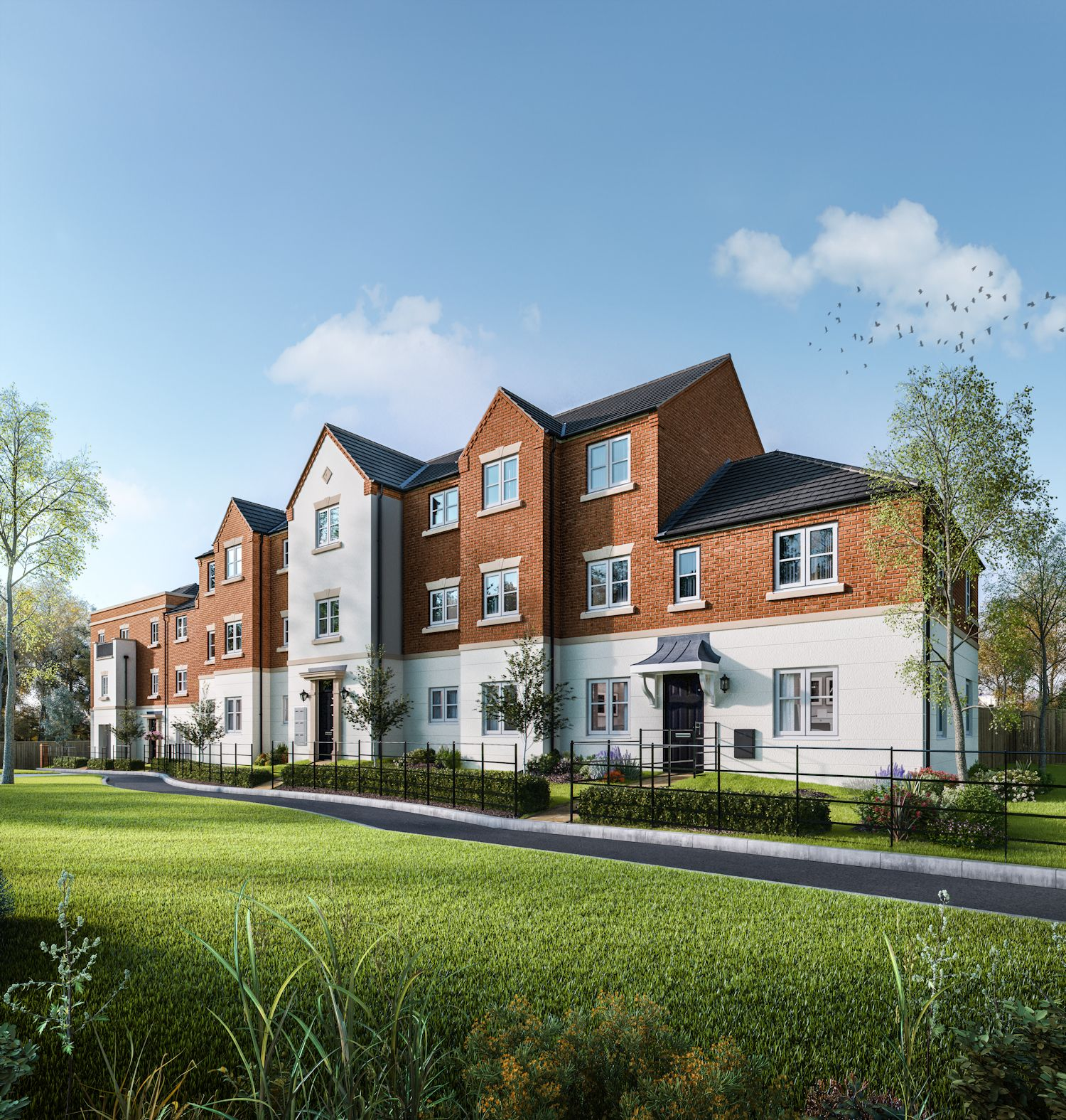 New Homes For Sale In The Spires